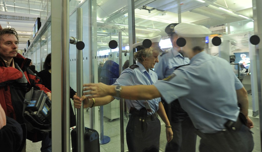 Image: Lufthansa Security