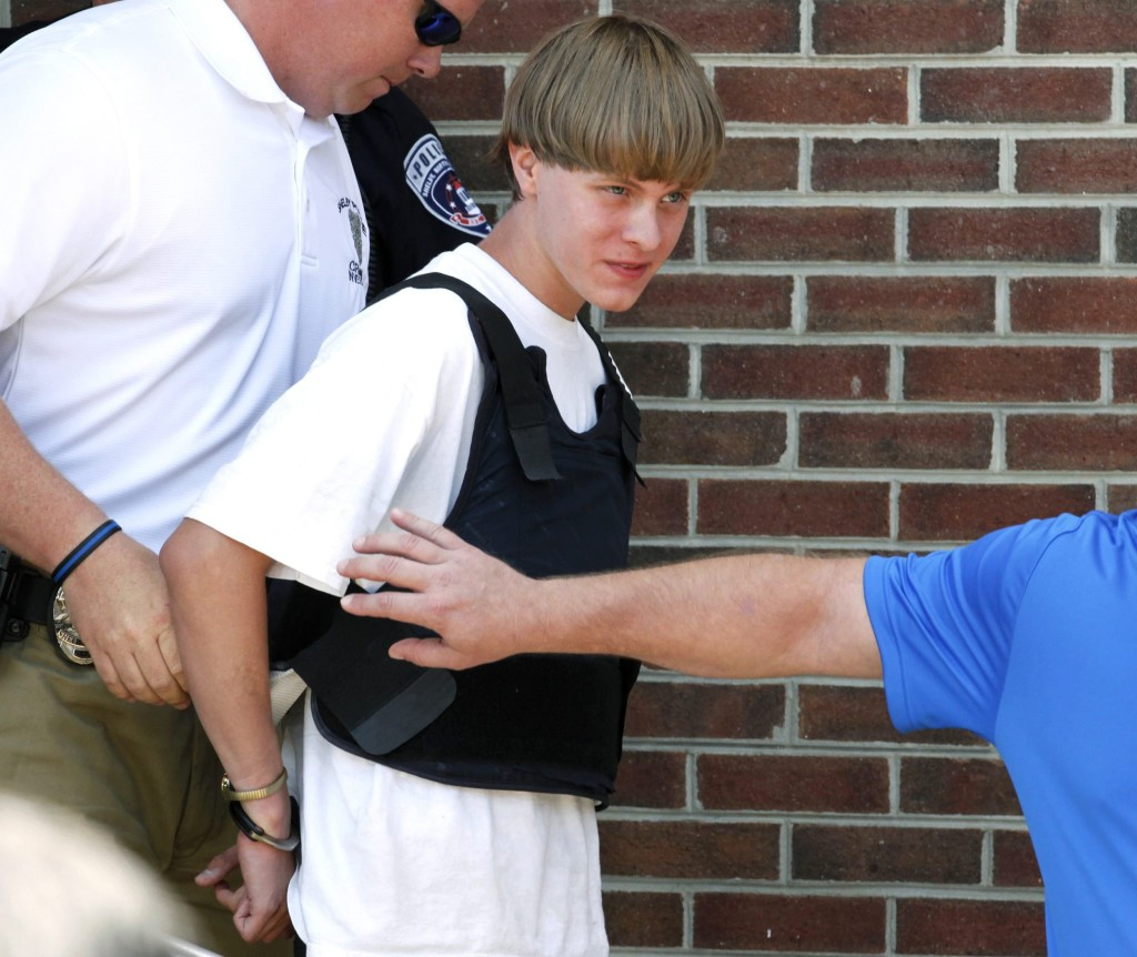 Sister Of Charleston Shooter Dylann Roof Arrested On