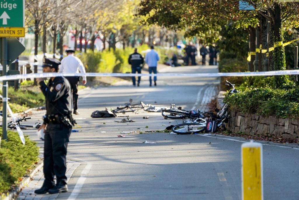 Terrorist Truck Attack Shocks New York City