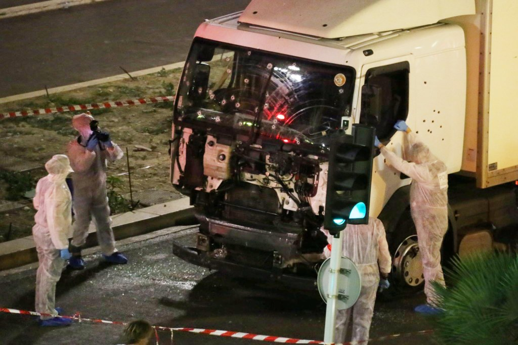 Image: Nice Truck Attack