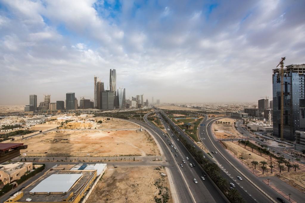 Image: Riyadh's skyline