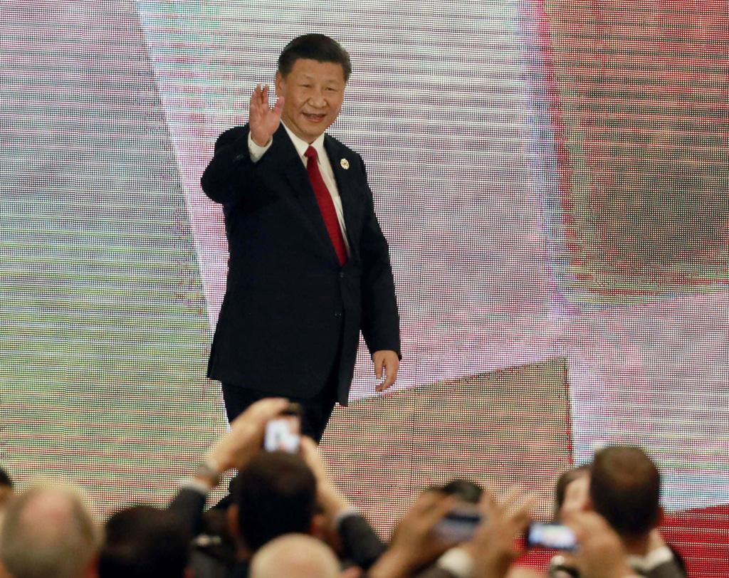 Image: China's President Xi Jinping