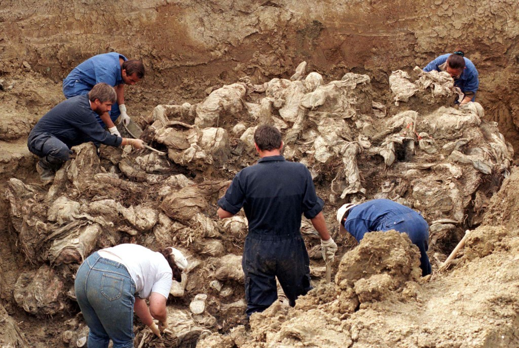 Image: Srebrenica