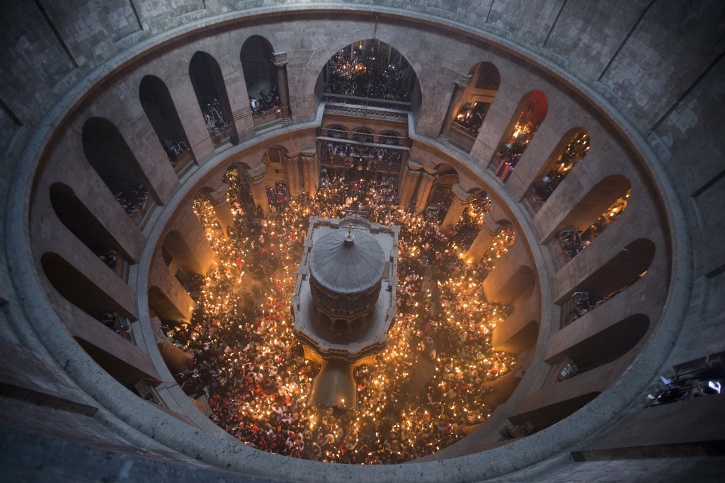 Image: The Church of the Holy Sepulchre