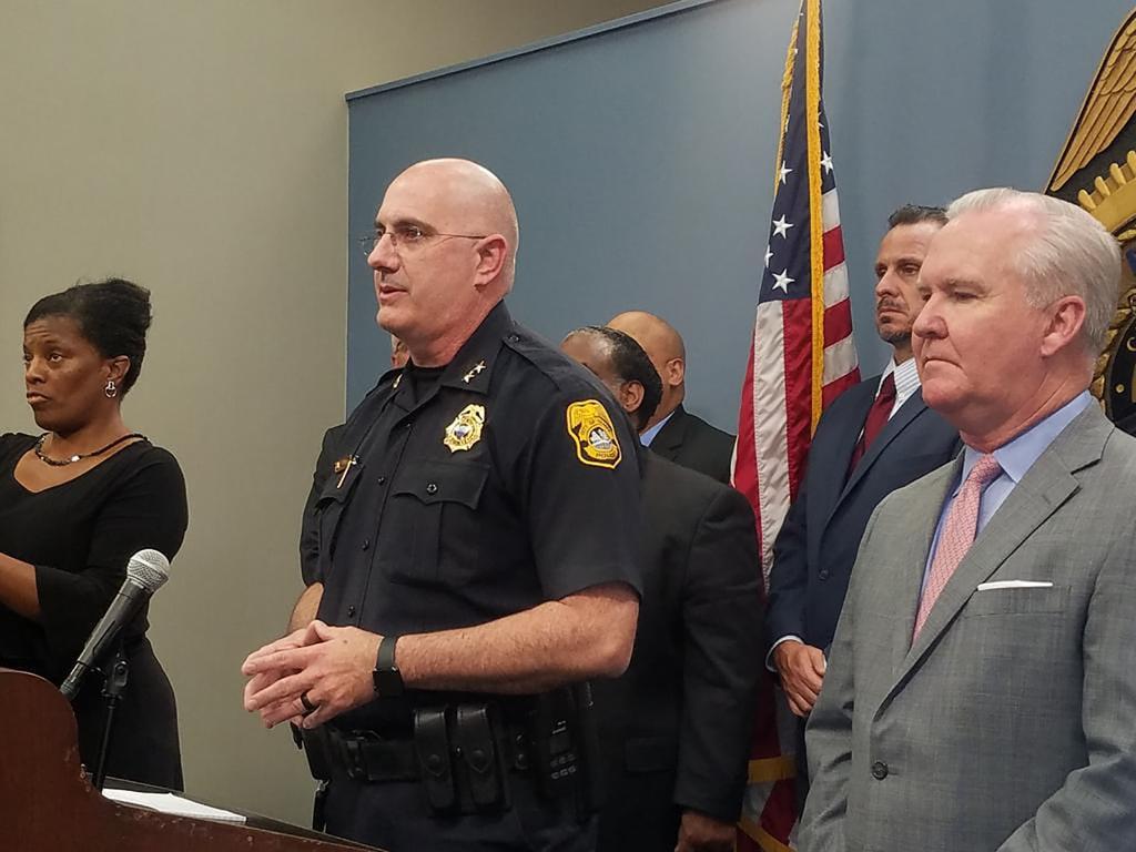 Image: Tampa Police Chief Brian Dugan