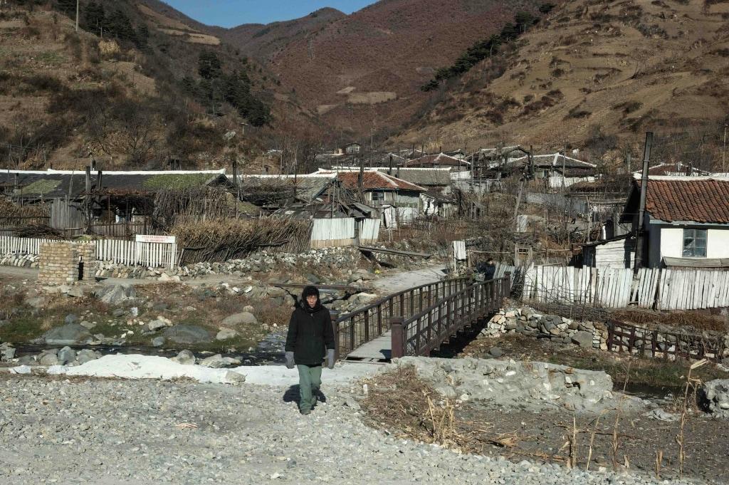 Image: Kimchaek in North Korea