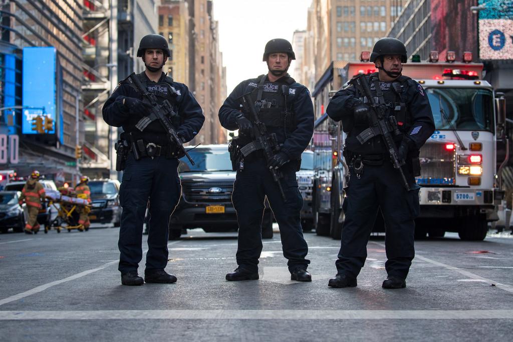 Image: Terror Attack in New York