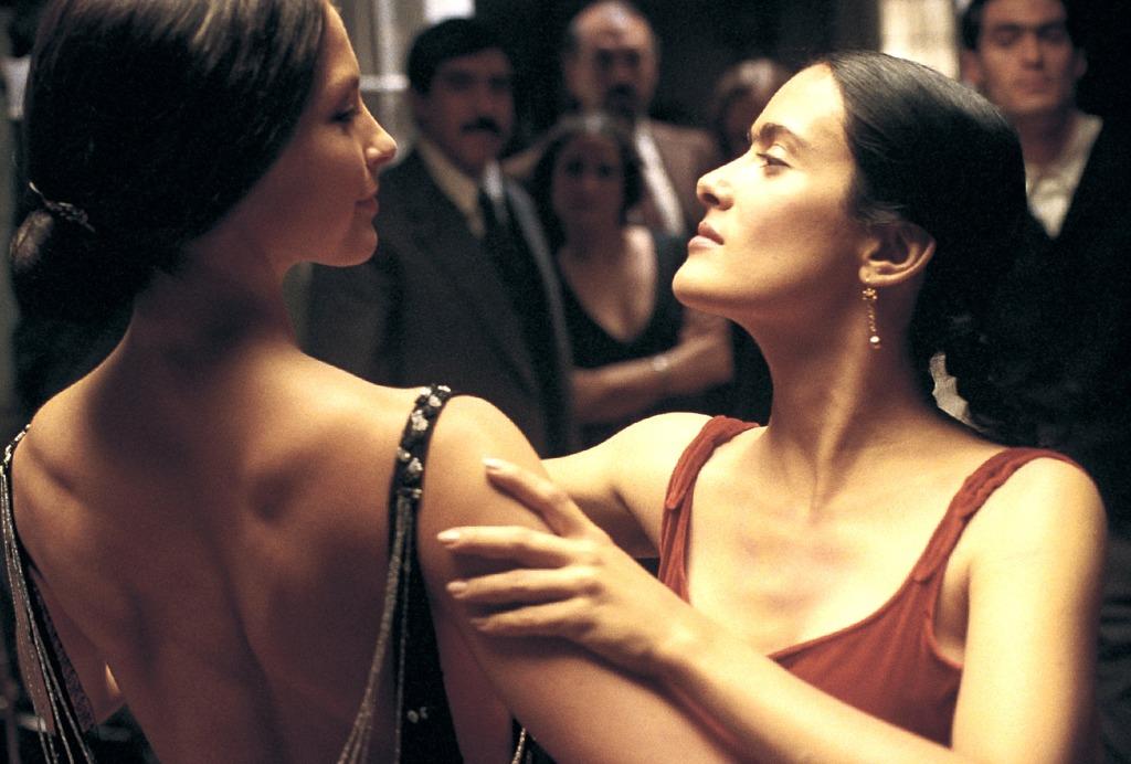 Image: Ashley Judd and Salma Hayek in 'Frida'