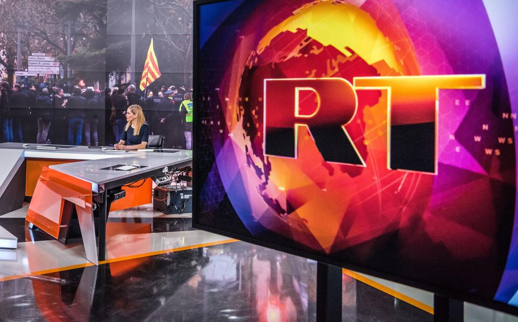 Image: Russia Today newsroom