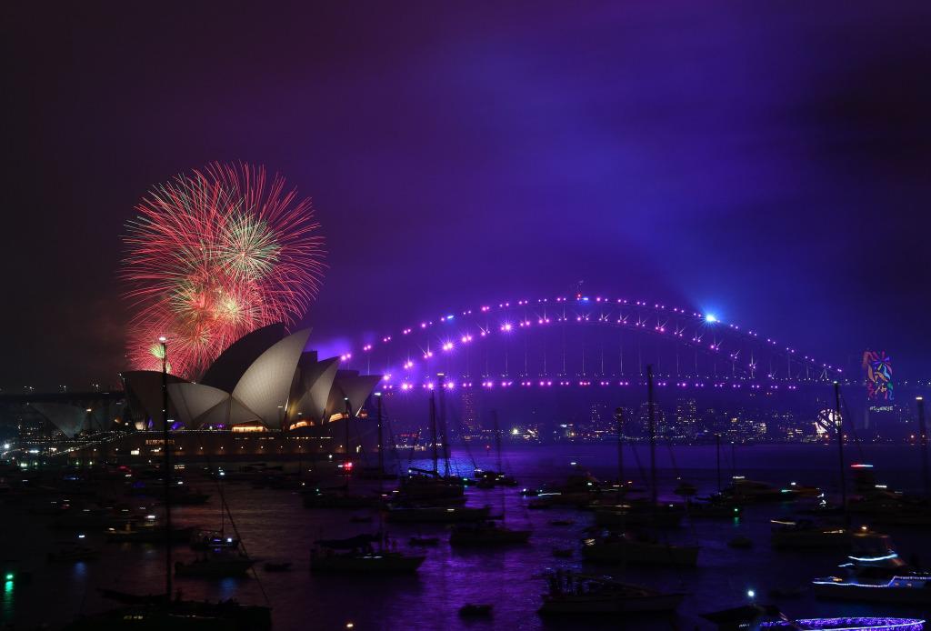 Image: AUSTRALIA-NEWYEAR