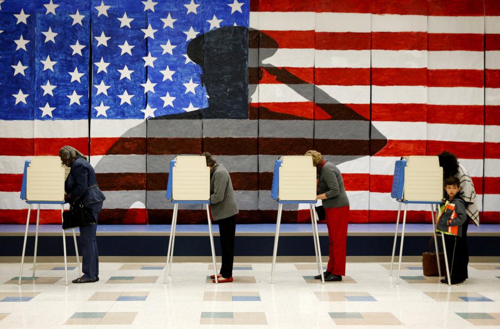 Image: November 2016 election