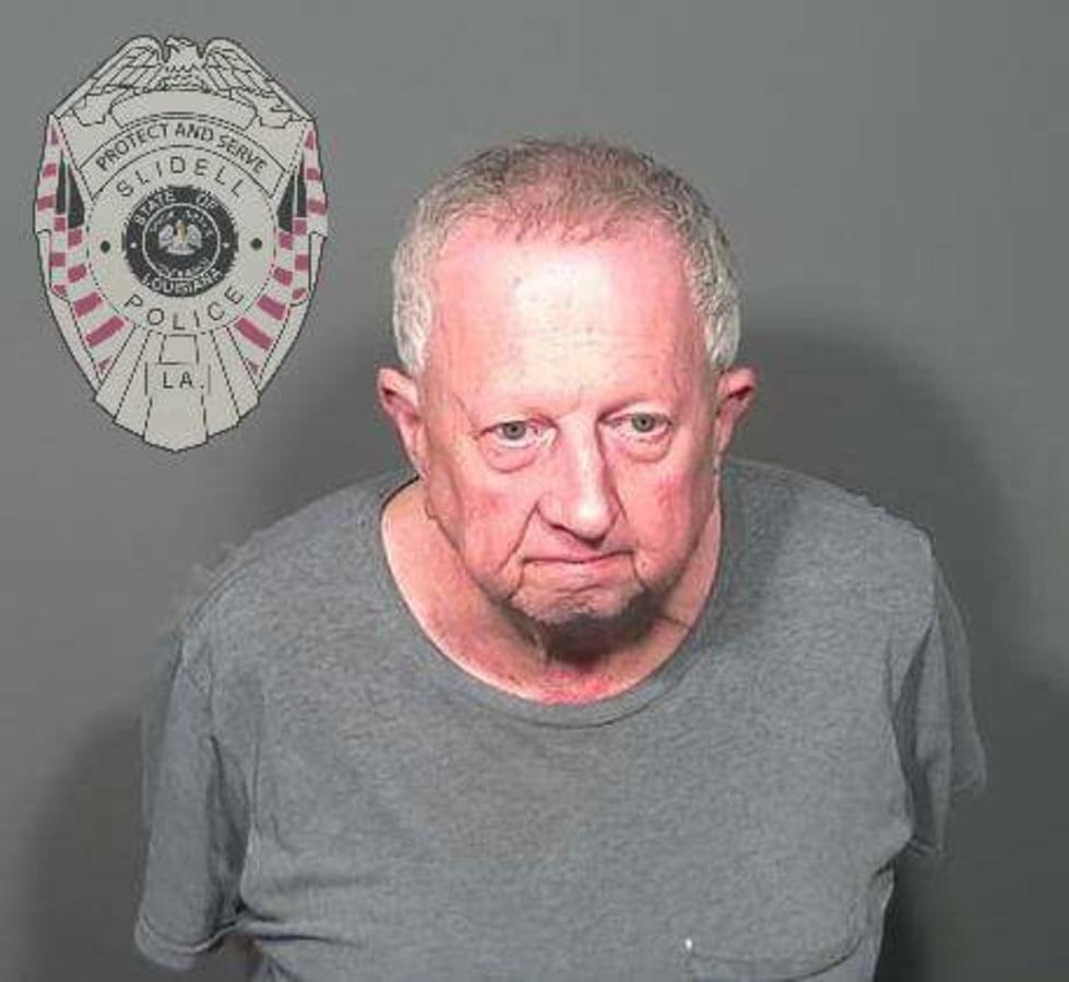 Image: Michael Neu, 67, of Slidell, Louisiana