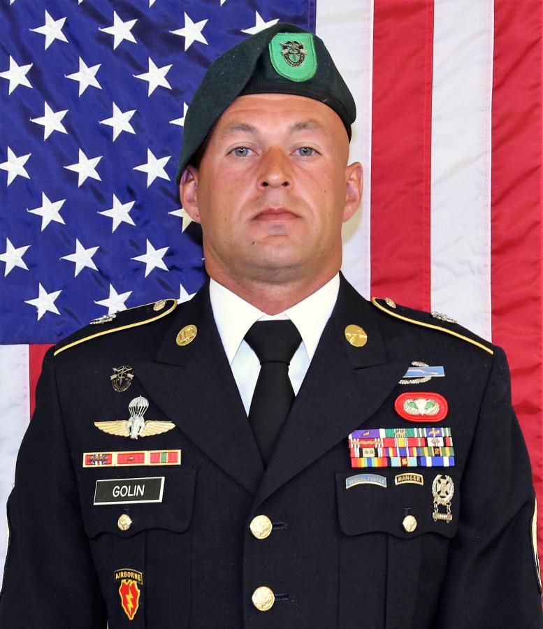 Image: Sgt. 1st Class Mihail Golin