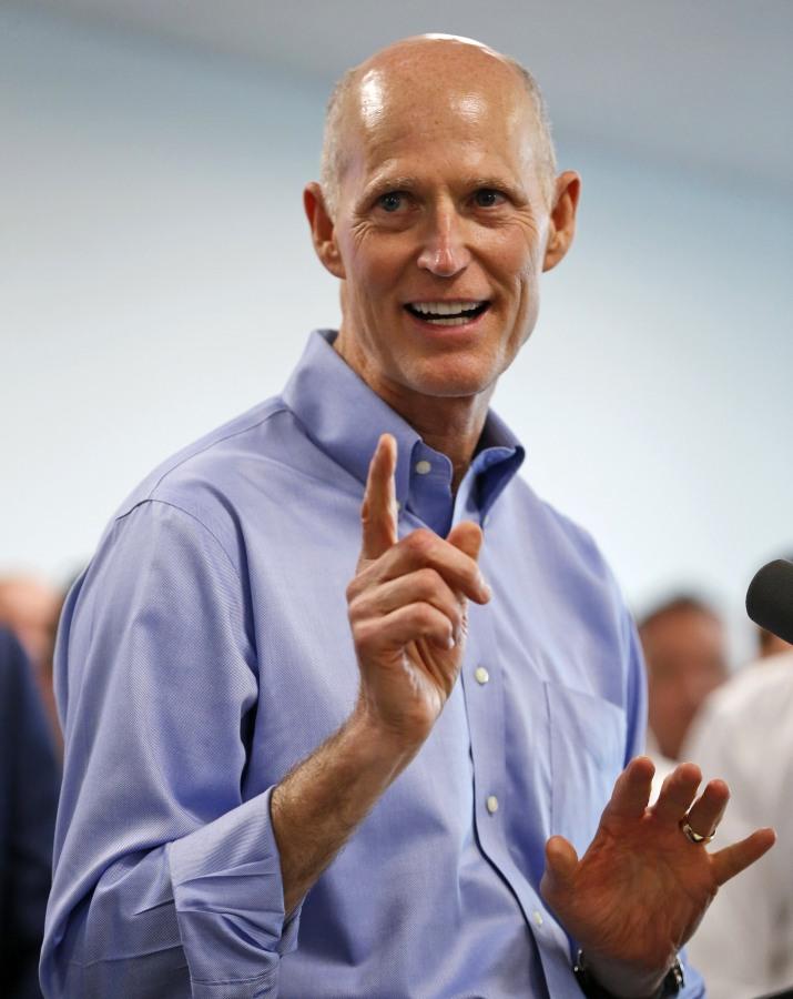 Image: Florida Gov. Rick Scott