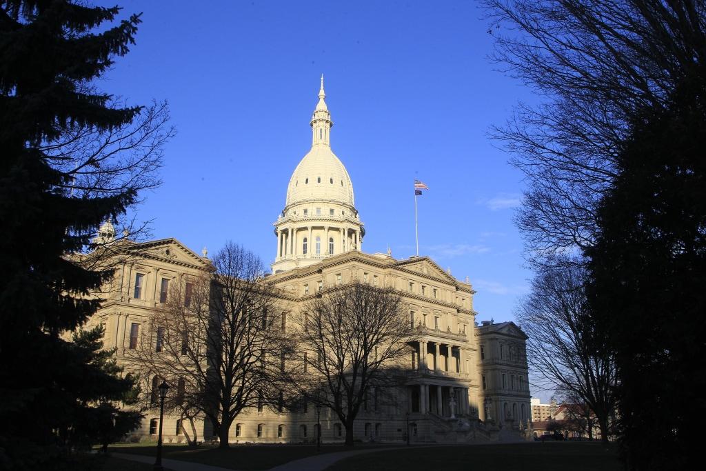 Image: Michigan State Capitol