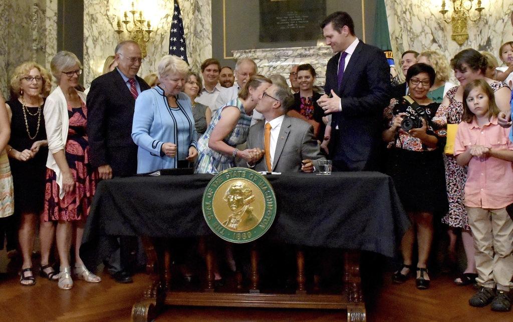 Image: Paid Family Leave Washington State