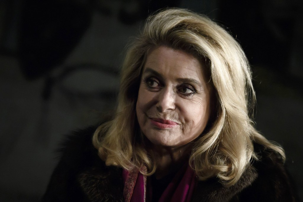 Image: Actress Catherine Deneuve apologized Monday to victims of sexual assault who were offended by a column she signed