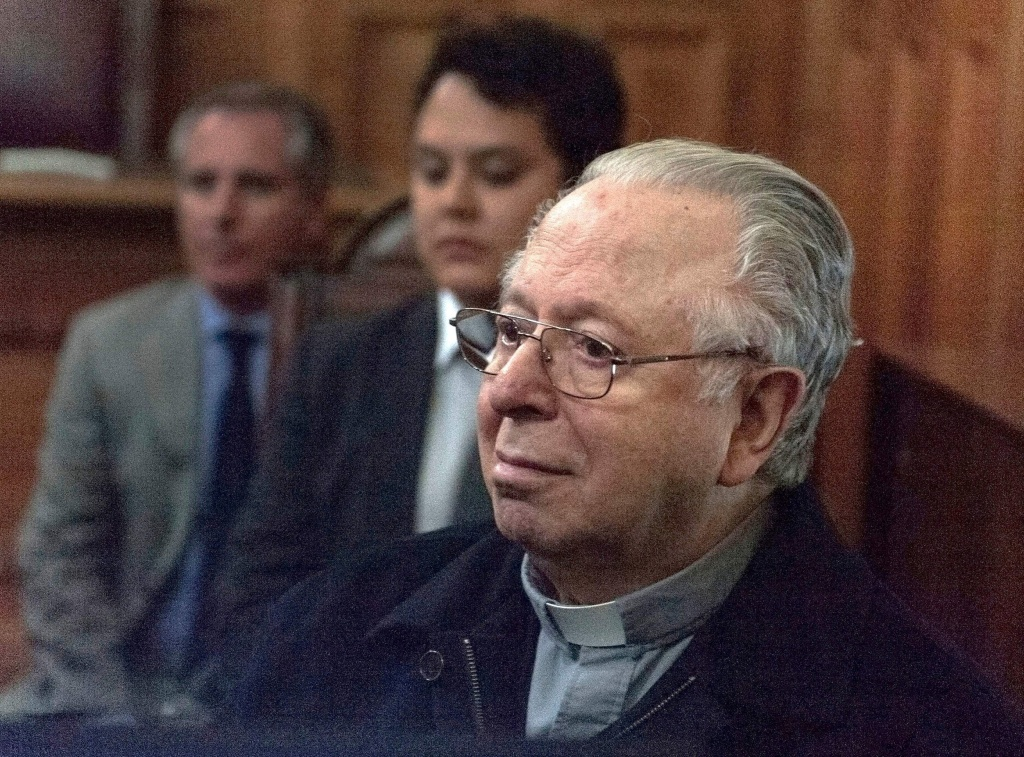 Image: Chilean priest Fernando Karadima