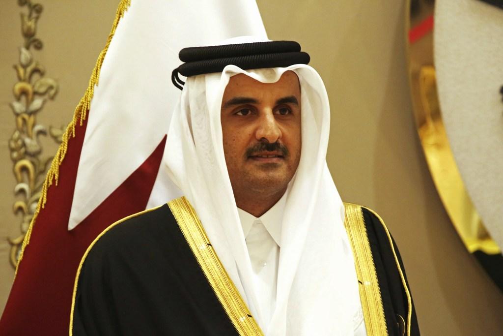 Image: Sheikh Tamim bin Hamad Al Thani