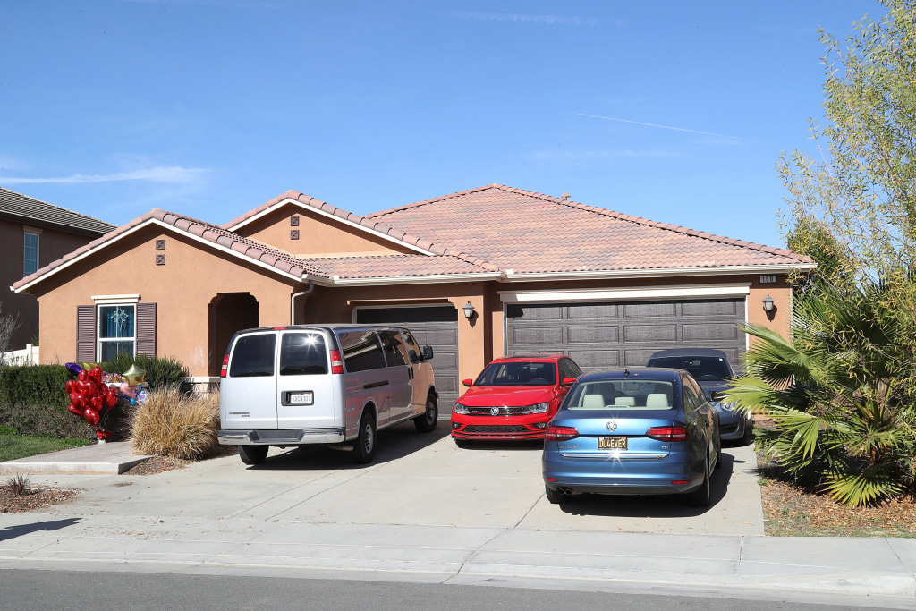 Image: Charges filed in case of 13 siblings found in Perris, California home