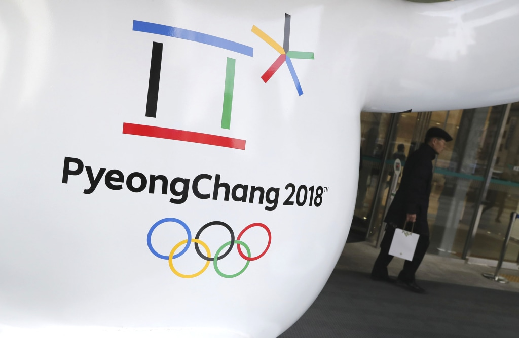 Image: 2018 PyeongChang Olympic Winter Games