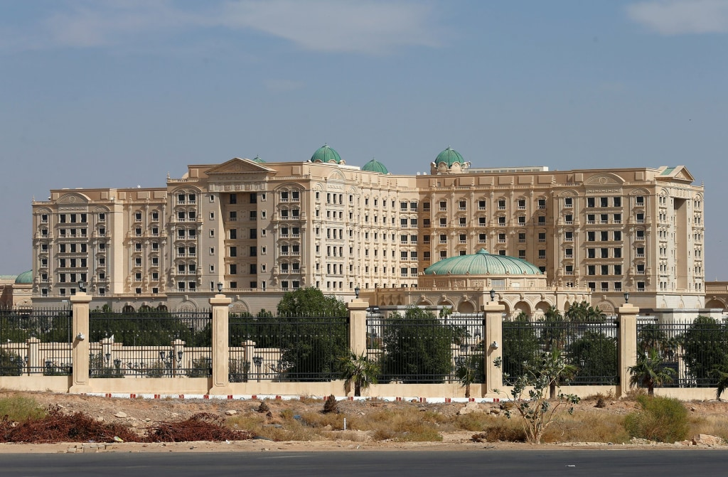 Image: Ritz-Carlton hotel