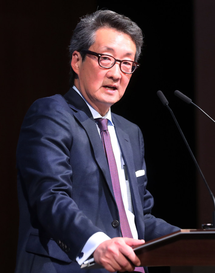 Image: US drops Victor Cha as pick for ambassador to South Korea
