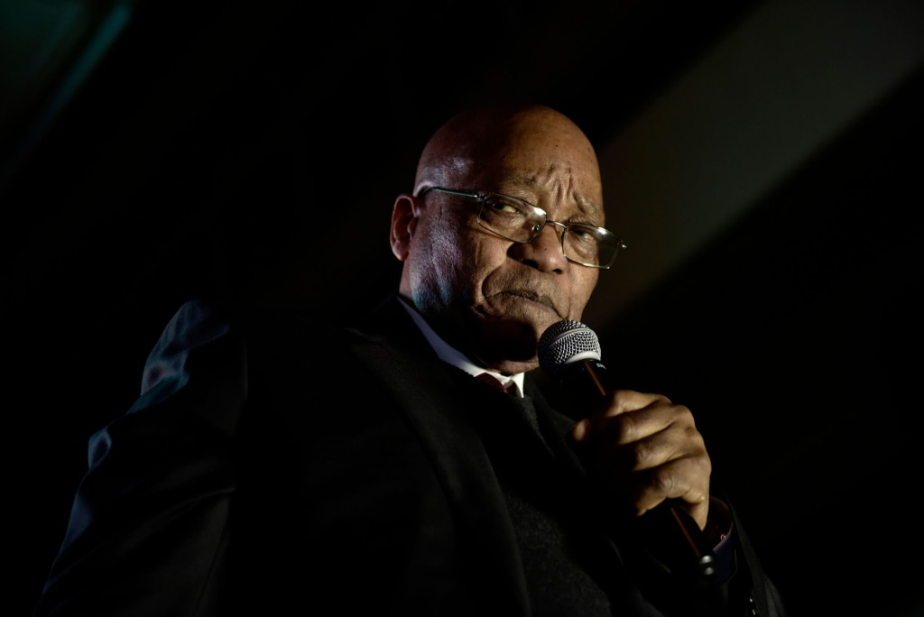 Image: Jacob Zuma