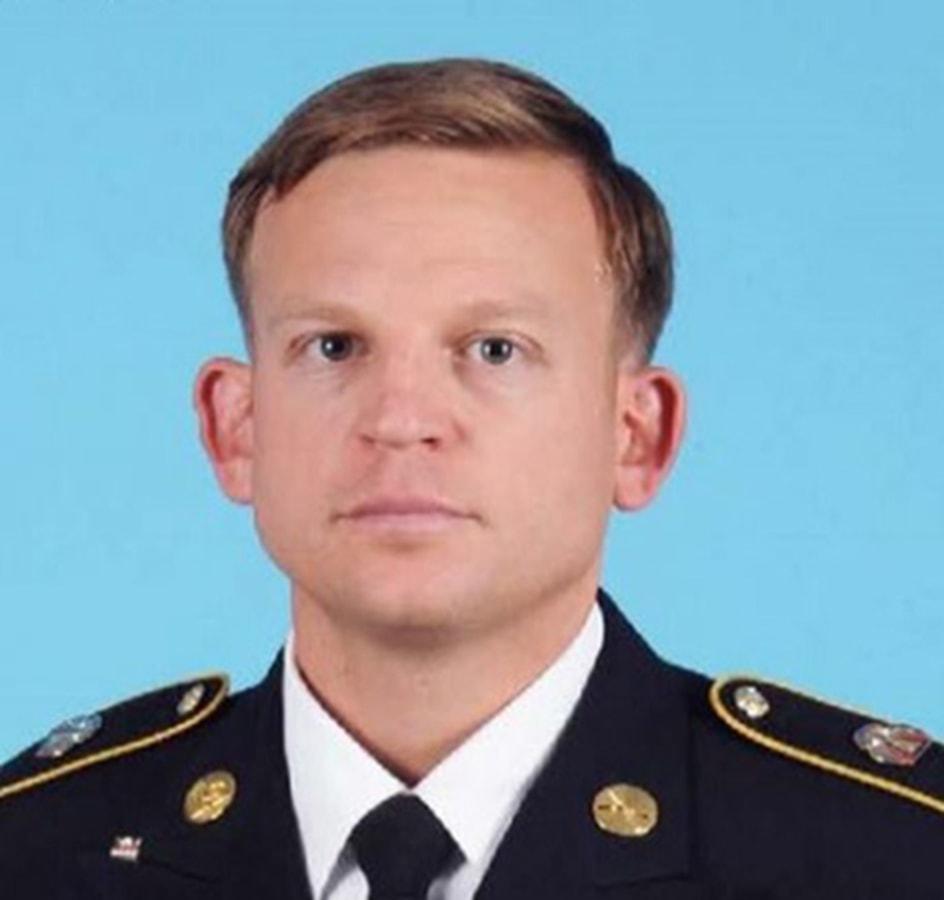 Image: 1st Sgt. Nicholas S. Amsberry