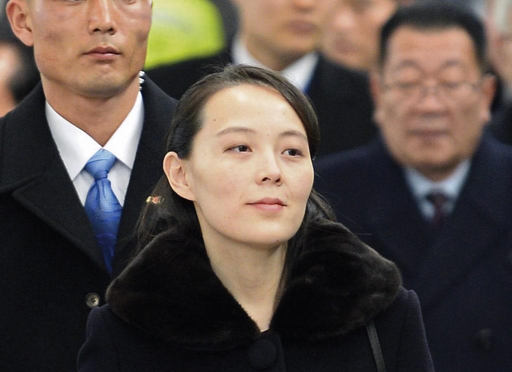 Image: Kim Yo Jong