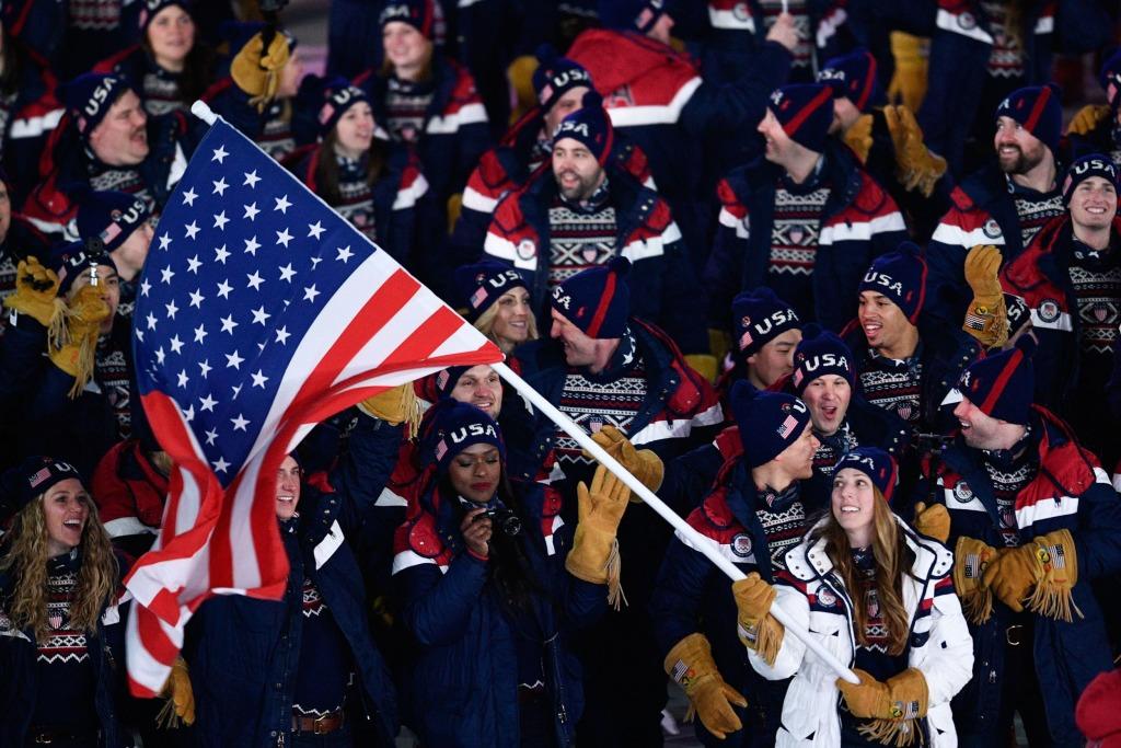 Pyeongchang Winter Olympics opening ceremony spotlights historic North Korean visit