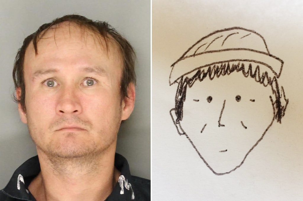 Image: Hung Phuoc Nguyen was identified by Lancaster County Police after a simple sketch of him was released