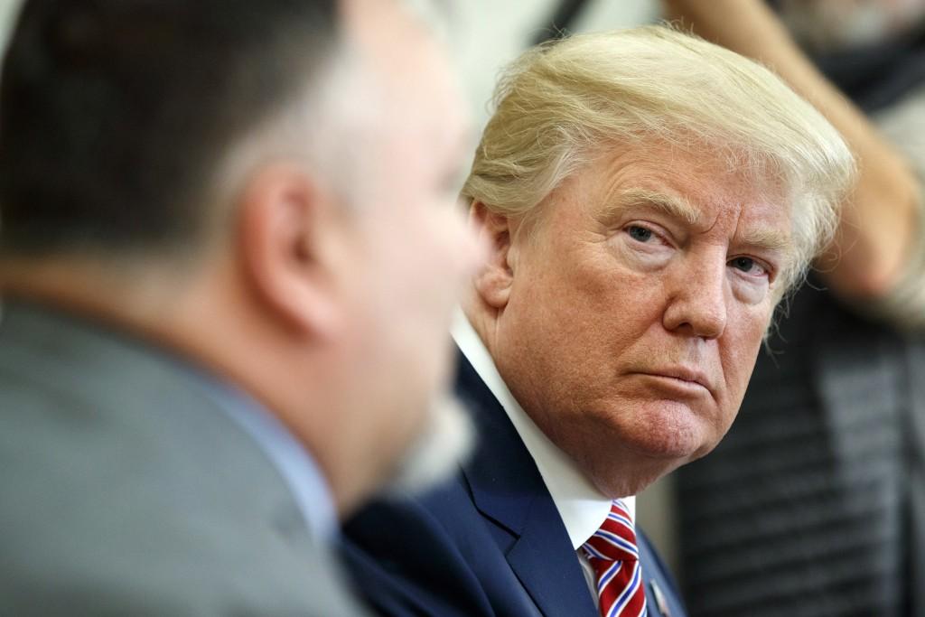 Image: Donald Trump, Don Bouvet