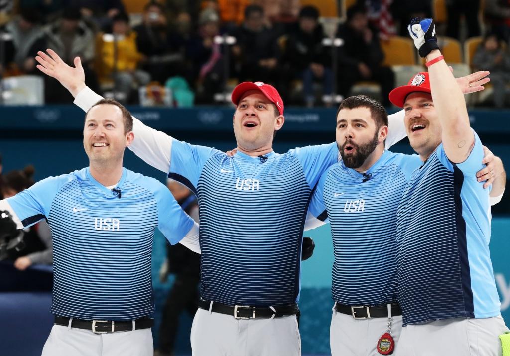 Image: Curling - PyeongChang 2018 Olympic Games