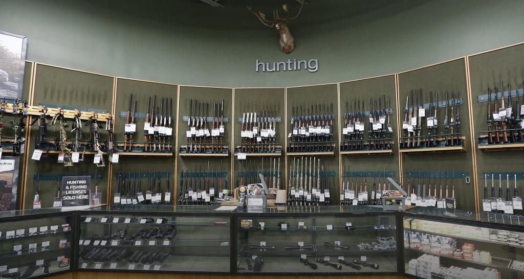 Image: Dick's Sporting Goods no longer sell assault rifles