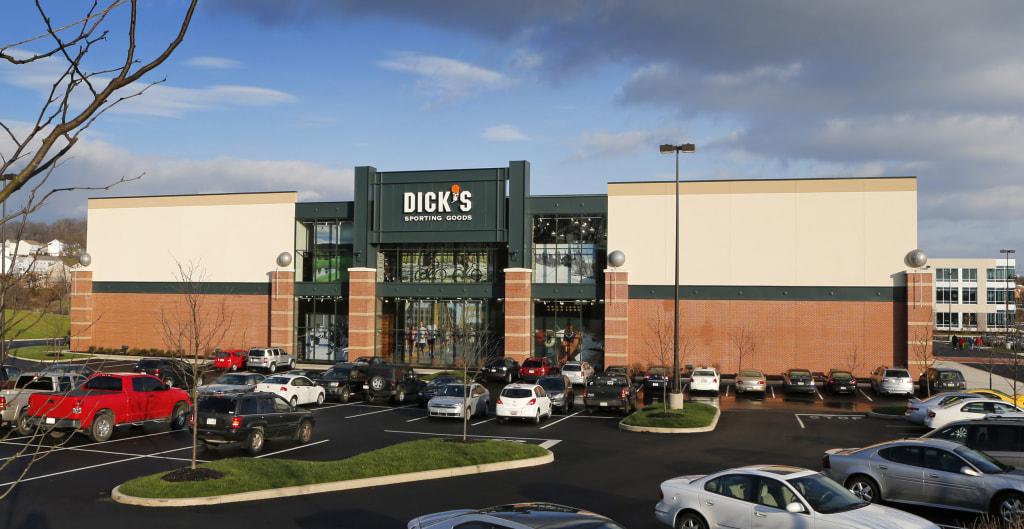 Image: Dicks Sporting Goods Store