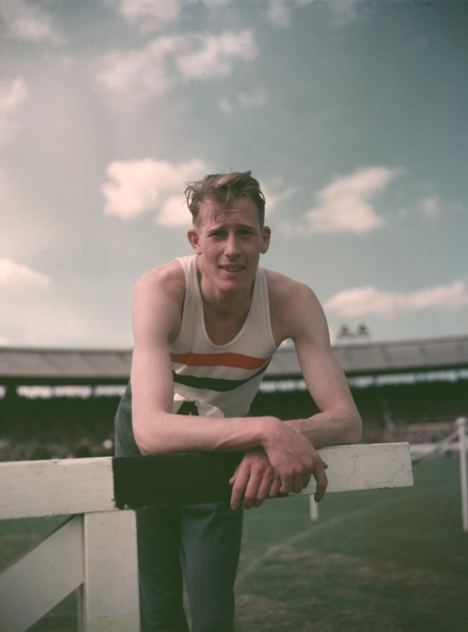 Image: Sir Roger Bannister Dies Aged 88