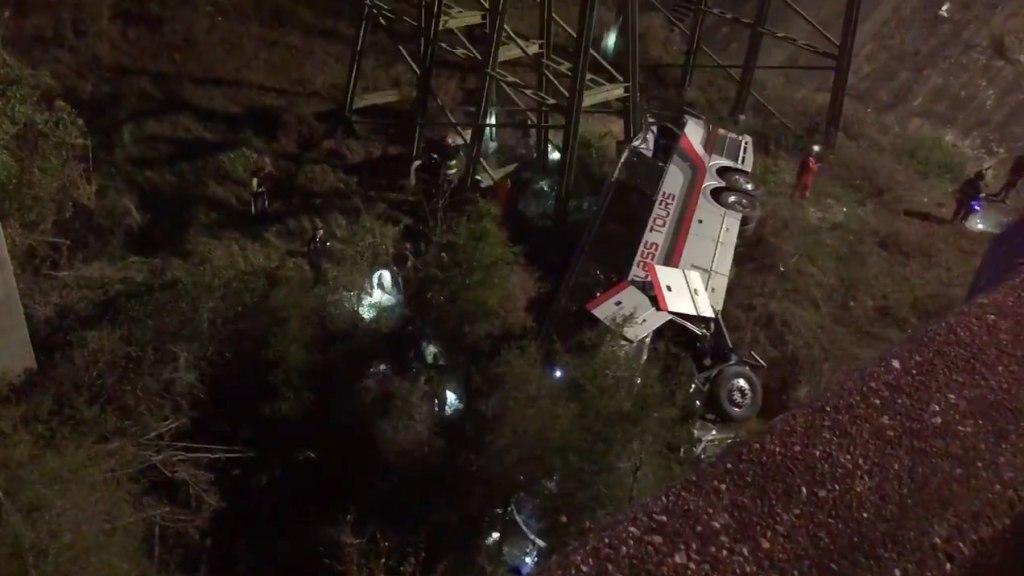 Image: Alabama Bus crash