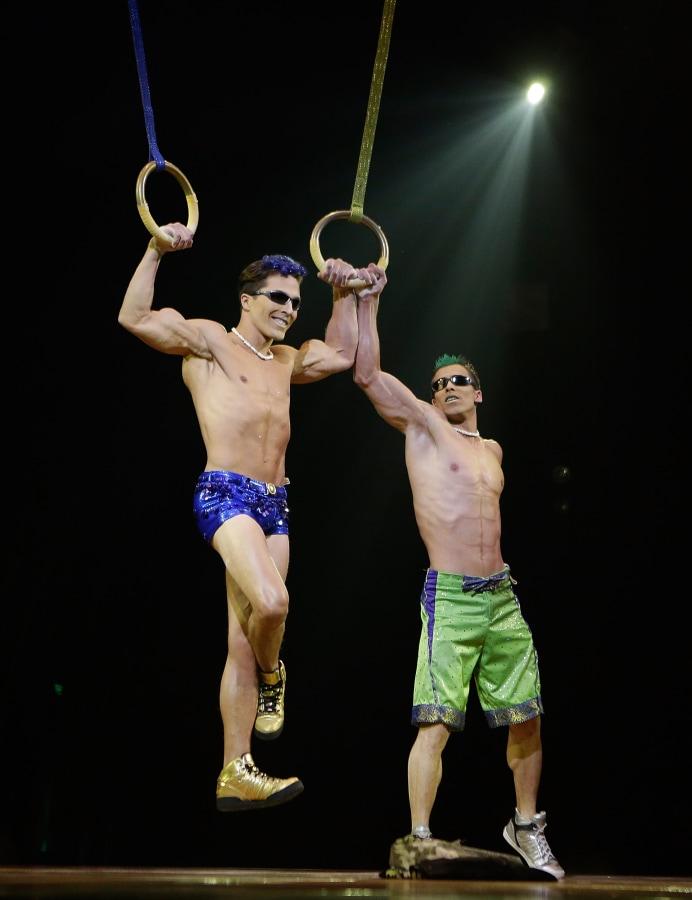 Cirque du Soleil star Yann Arnaud plunges to death during ...