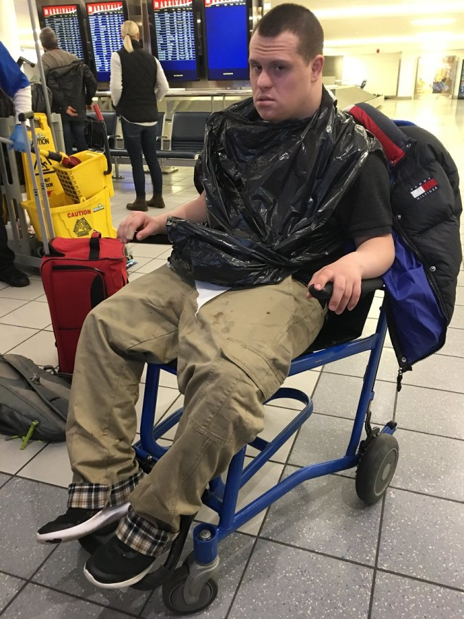 A teen with Down syndrome was booted from an Alaska Airlines flight.