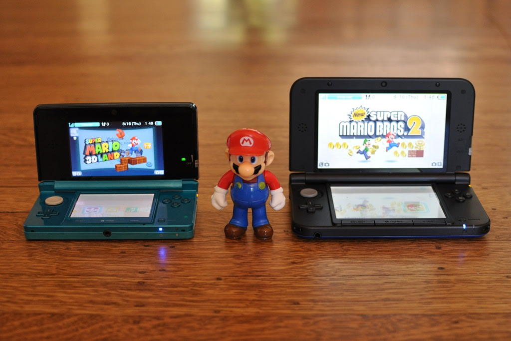 can you download games on new nintendo 3ds xl