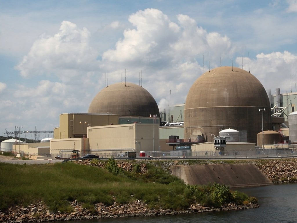The 10 states that run on nuclear power - NBC News