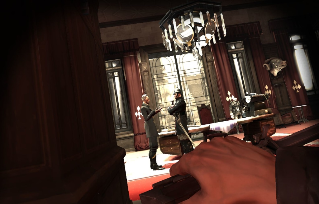 Dishonored sneaking