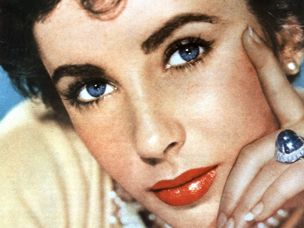 1113068cc11 Secret to Liz Taylor's lush lashes: a genetic mutation - NBC News