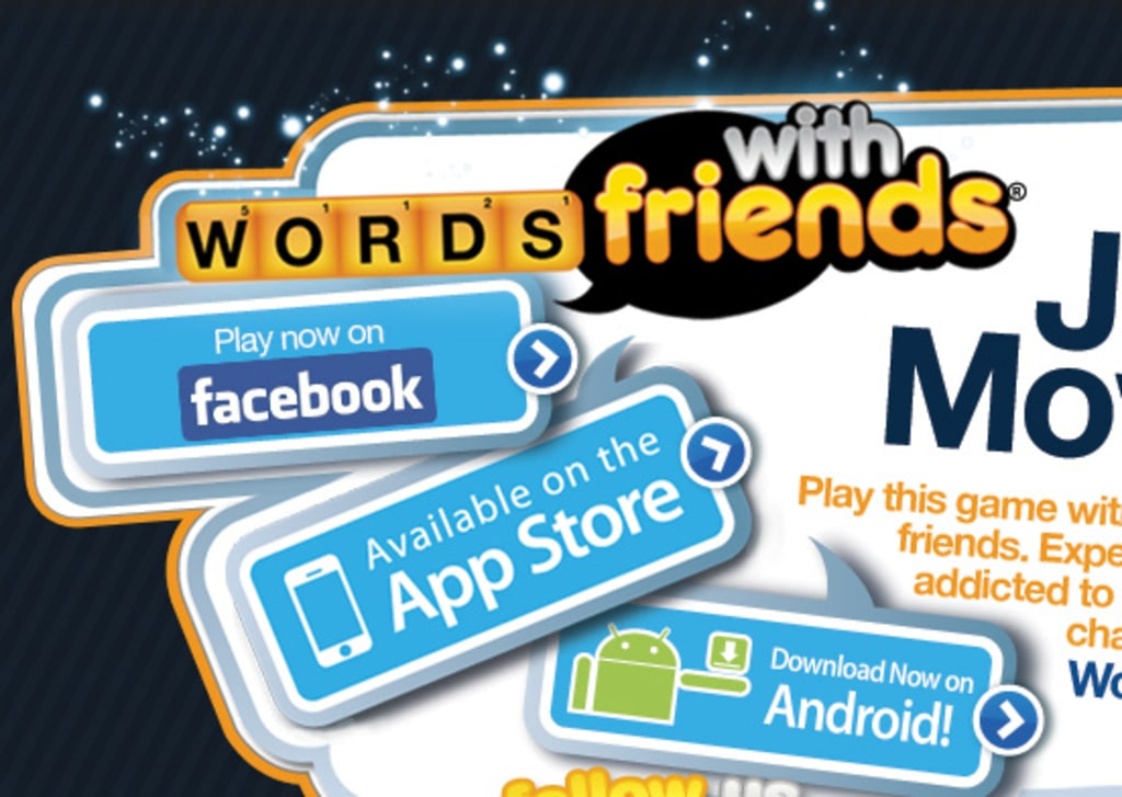 hookup friends a with Words basically app is