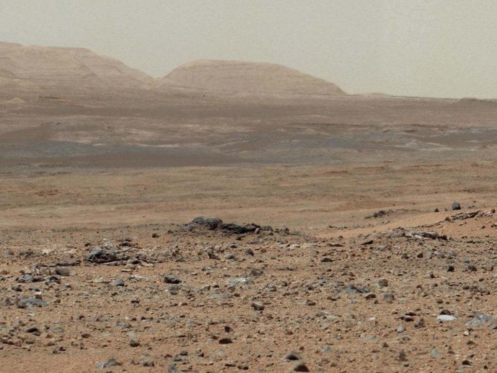 Image: Martian panorama