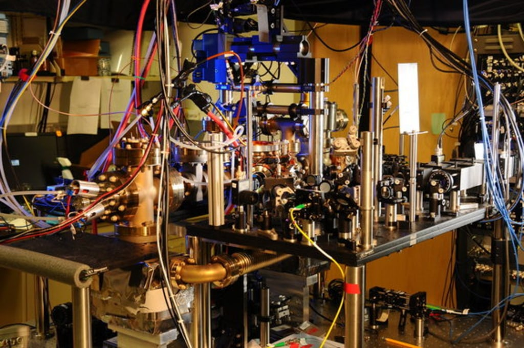 Atomic Clock Breakthrough It Could Be Time To Test Einstein
