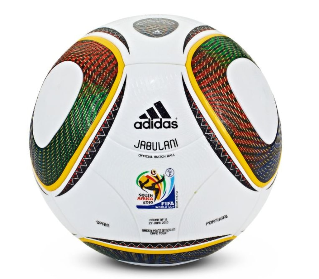 Adidas unveils new World Cup ball, the Brazuca - NBC News