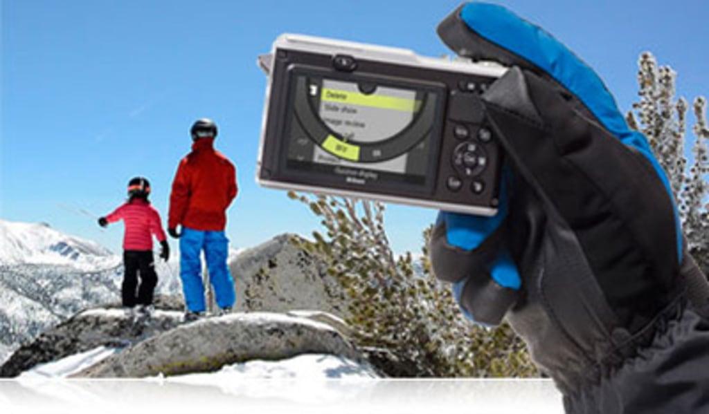 Nikon One AW1 pendulum interface