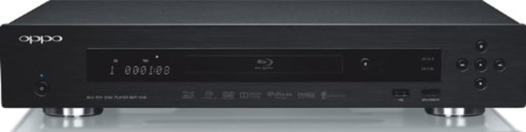IMAGE: OPPO BDP-103D Universal 3D Blu-ray Player (Darbee Edition)